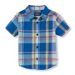 Рубашка Сорочка 4Т  короткий рукав