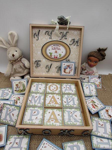 Набор для малышей алфавит, пазлы, картинки