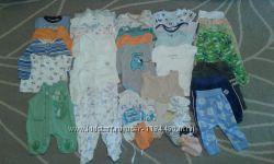Одежда от 0-3 месяцев