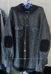 Стильная тёплая рубашка Philipp Plein