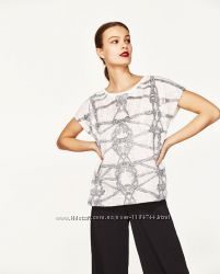 Распродажа Футболки женские Zara Испания разные модели