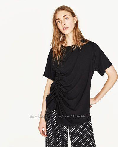 Распродажа Футболки женские Zara Испания