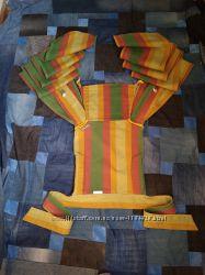 Май-слинг из шарфовой ткани Lennylamb