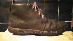 Мужские демисезонные ботинки Ecco 45 р. Бу.