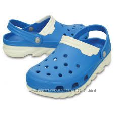 Сабо Crocs Duet Max Clog М9. Оригинал, Америка