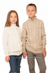 Кофта на молнии подростковая, 3 цвета 128, 134, 140, 146, 152 см