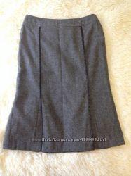 Теплая шерстяная юбка OGGI в идеале, размер М
