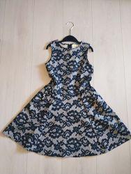 Платье нарядное на 6-8лет Crazy8