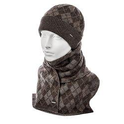 Комплект MK-518 шапка и шарф