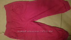 Брюки  штанишки тепленькие на подкладке, C&A Baby Club, размер 92