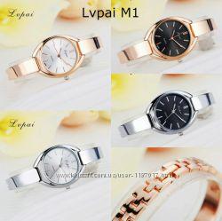 Кварцевые женские часы Lvpai M1M2M3