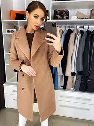 Шерстяное пальто Беата