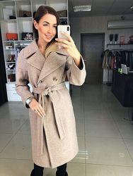 Шерстяное Пальто Жасмин
