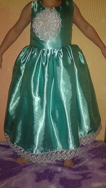 Нарядное платье Готовимся к праздникам