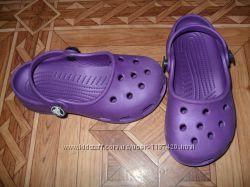 Оригинальные кроксы Crocs Размер 8-9