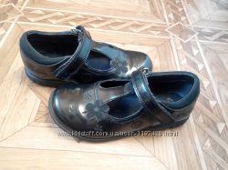 Туфли с мигалками Clarks Размер 26