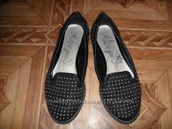 стильные туфельки George 34 р. стелька 21. 5 см