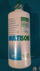 Раствор  Multison для линз. Очень хорошая цена