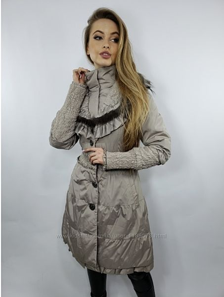 Плащ пальто зимний женский Р. с 44 по 50