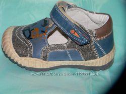 Ботинки на мальчика кожаные 25р. -30р. S. ounny KIDS SHOES Венгрия