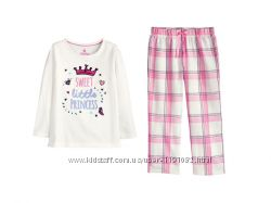 Пижама для девочки Lupilu Код. 180105