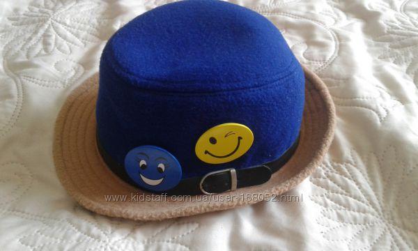 Шляпа с фетра