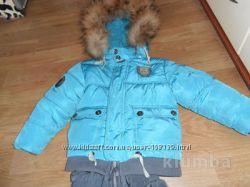 Детский зимний комбинезон бренд WEWINS размер 98.