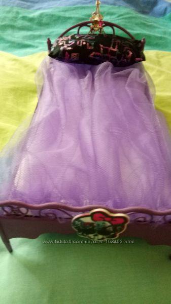 Кровать  Monster High  Catrine DeMew Монстер Хай для Катрин де Мяу
