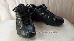 утепленные кроссовки Nike, кожа, р. 37