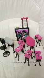 Мебель монстер хай Monster high оригинал Mattel