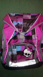 Ортопедический рюкзак монстер хай monster high Mattel