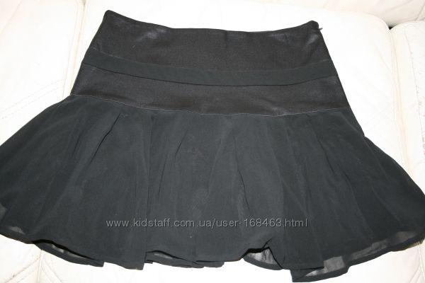 Новая школьная юбка, рост около 150см