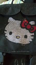 Подростковый рюкзак фирменный Hello Kitty
