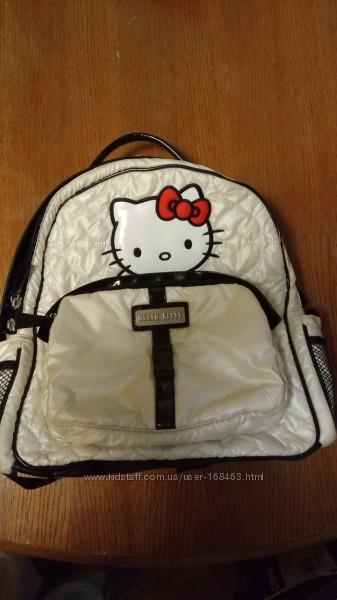 Итальянский рюкзак Hello Kitty
