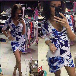 красивое и яркое платьице - оригинал Модно