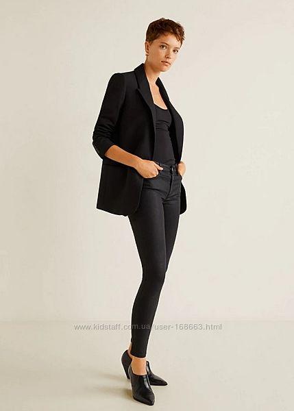 Черные джинсы от MANGO, 38, 40, 42, 44р, оригинал, Испания
