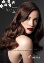 Профессиональная стойкая крем-краска Framesi Glamour и Eclectic Care Италия