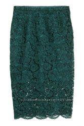 Кружевная юбка H&M