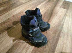 Зимние ботинки минимен 24 р