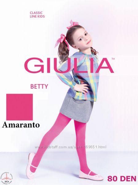 Колготки для девочки Betty 80 Giulia