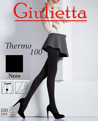 Теплые колготки  THERMO 100 ден  Giulia