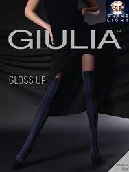 Женские колготки с имитацией ботфортов GLOSS UP 60