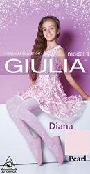 Колготки для девочки с хлопком Diana Giulia