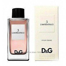 Dolce & Gabbana 3 L&acuteimperatrice