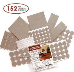 Продам самоклеющиеся подкладки для мебели цвет бежевый, 152 шт.