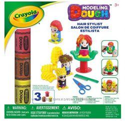 Crayola Hair Stylist Playset парихмахерская