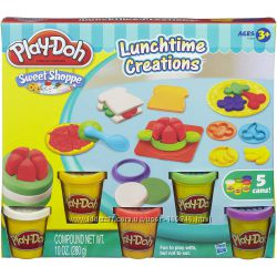 Набор Play Doh Sweet Shoppe Lunchtime Creations Set