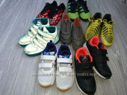 кроссовки Adidas, cool club, Zara 30-32р
