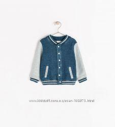 Брендовая куртка бомбер Zara оригинал