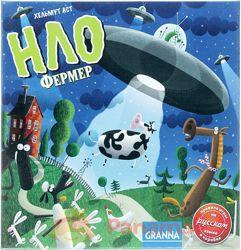 Игра настольная Granna НЛО фермер